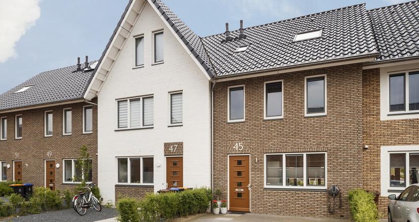 Saffraanweg 45 in Utrecht 3541 SZ
