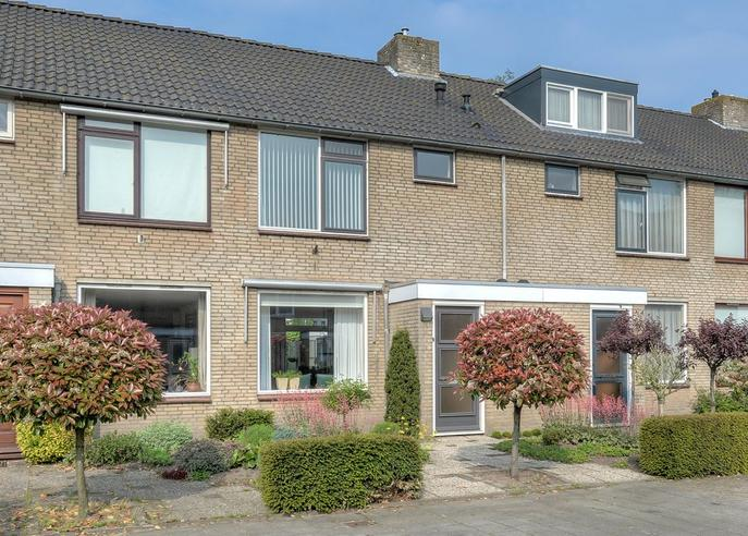 Bisschopshoeve 33 in Breda 4817 PR