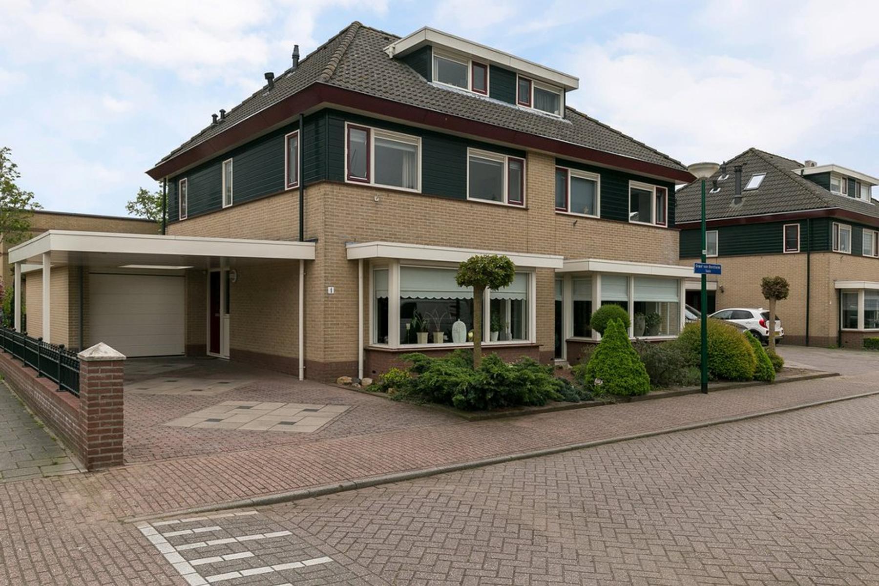 Graaf Van Bentheimlaan 1 in Renswoude 3927 DE