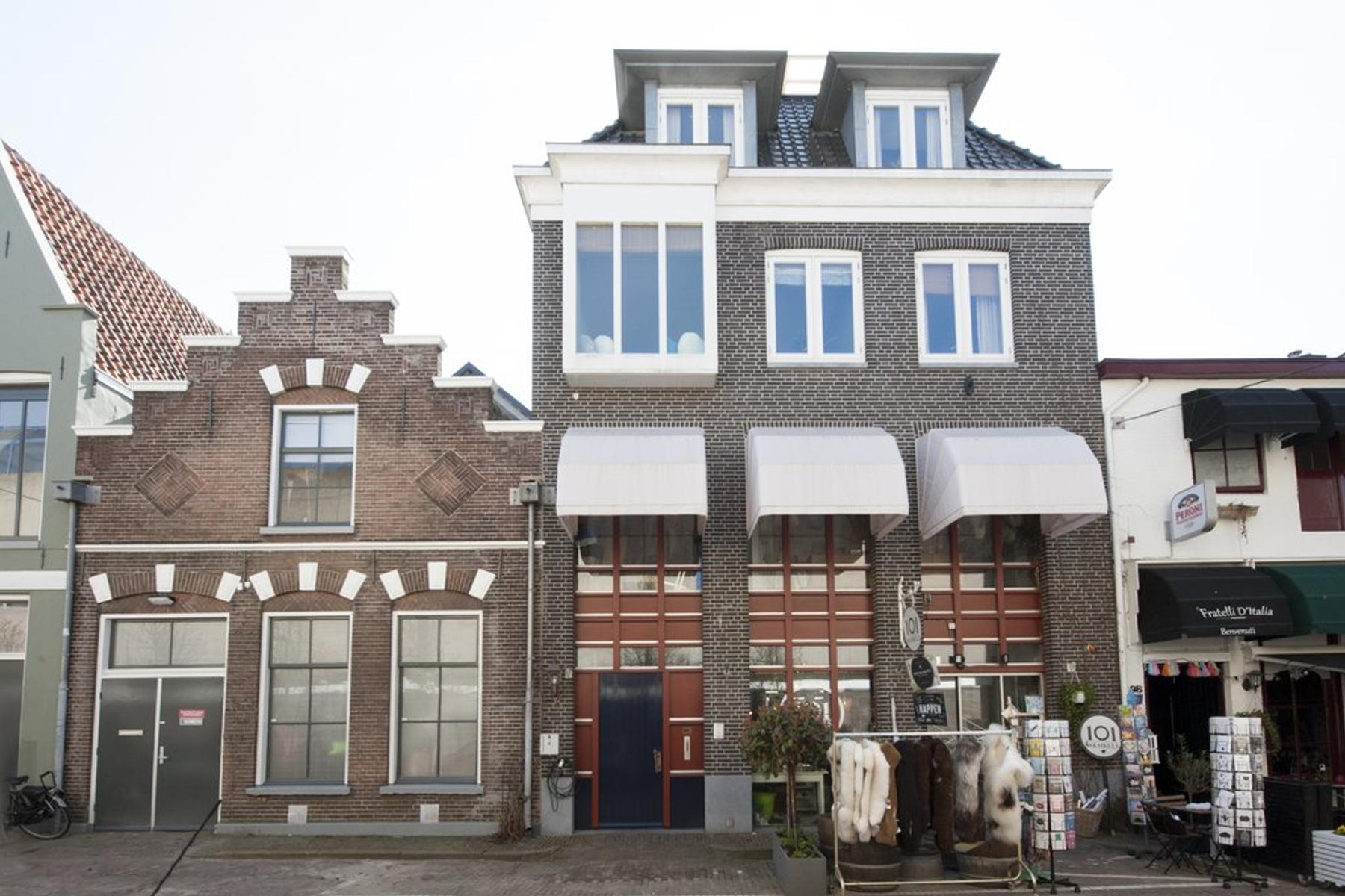 Nieuwstraat 100 -100A in Zwolle 8011 TS