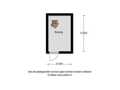 Schipholplein 235 in Arnhem 6843 BR