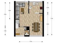 Bakboord 7 in Huissen 6852 CH