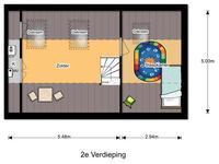 Zernikelaan 52 in Schoonhoven 2871 LN