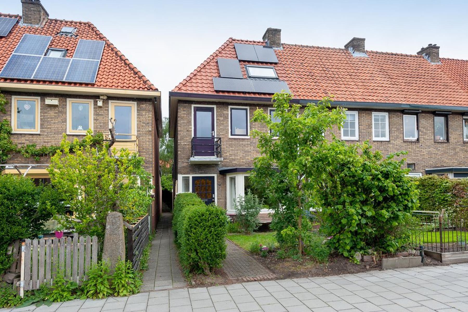 Plattenburgerweg 11 in Arnhem 6824 ER