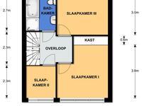 Nassaustraat 5 in Groot-Ammers 2964 CK
