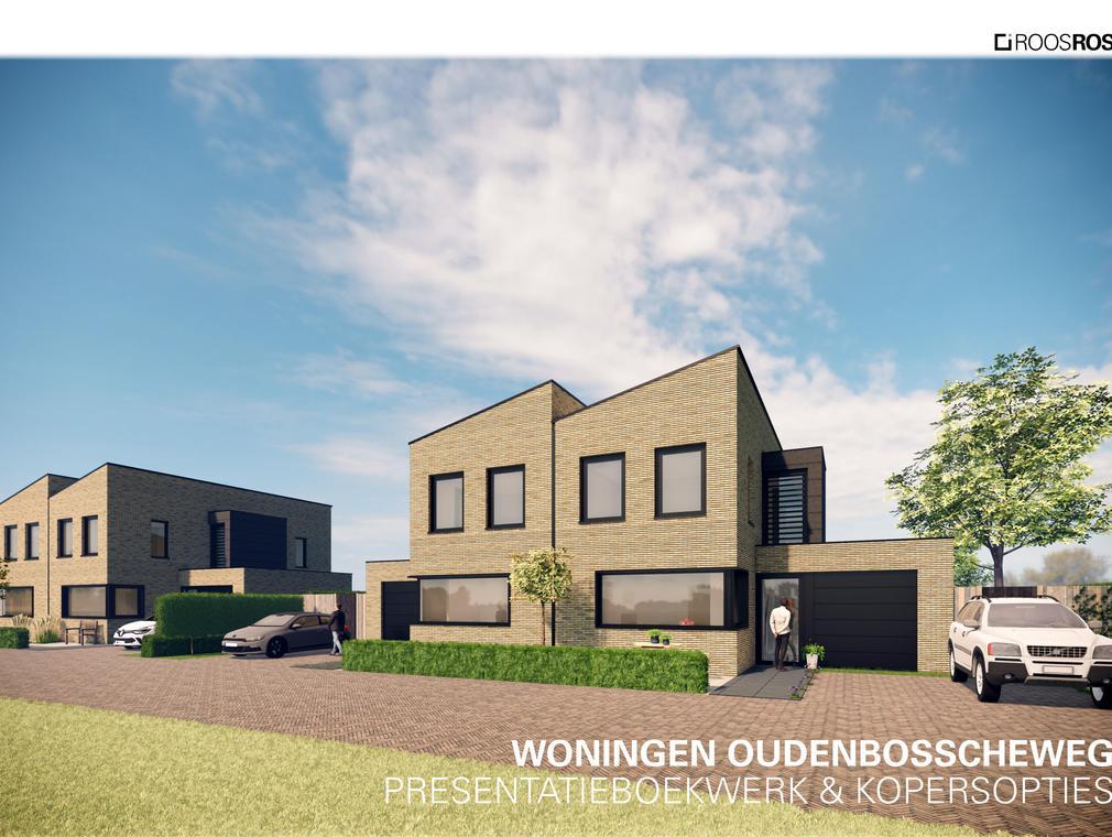 Oudenbosscheweg (Bouwnummer 1) in Oud Gastel 4751 SH