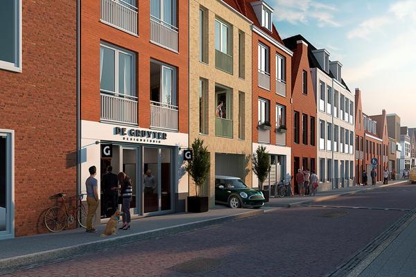 Nieuwe Noord in Hoorn 1621 EN