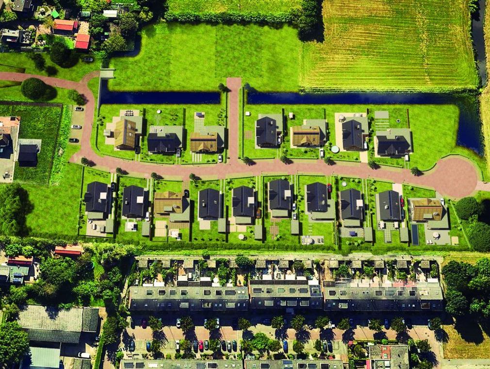 De Landheren Bnr. 19 (Kavel) in Zoetermeer 2719 GE
