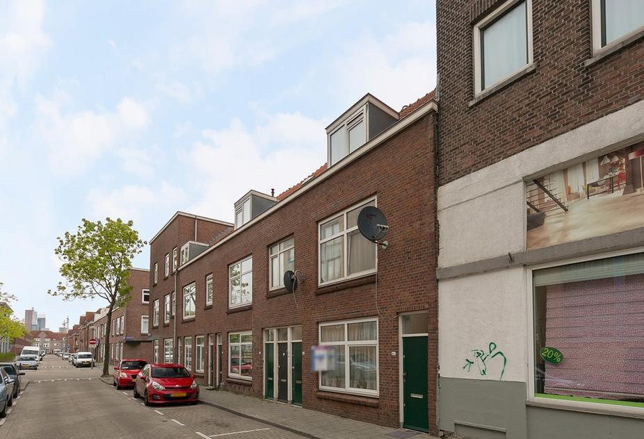 Ridderspoorstraat 46 D in Rotterdam 3073 EW
