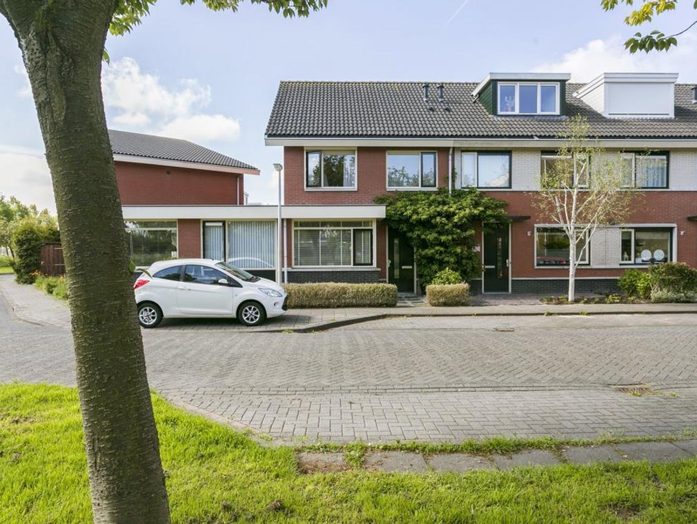 Burnousstraat 43 in Purmerend 1448 EB