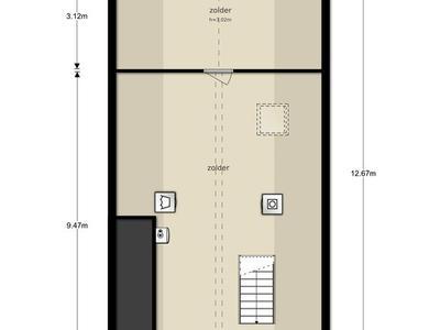 Dorpsplein 3 A in Maurik 4021 EE