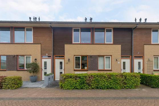 Van Der Linden-Akker 14 in Barendrecht 2994 BE