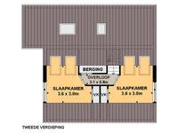 Mozartstraat 32 in Barendrecht 2992 RG