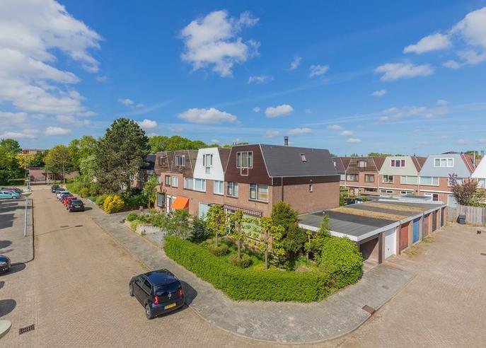 Van Den Berghlaan 259 in Hoofddorp 2132 AG