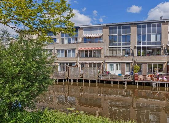 Johanna Westerdijkstraat 28 in Velserbroek 1991 SV