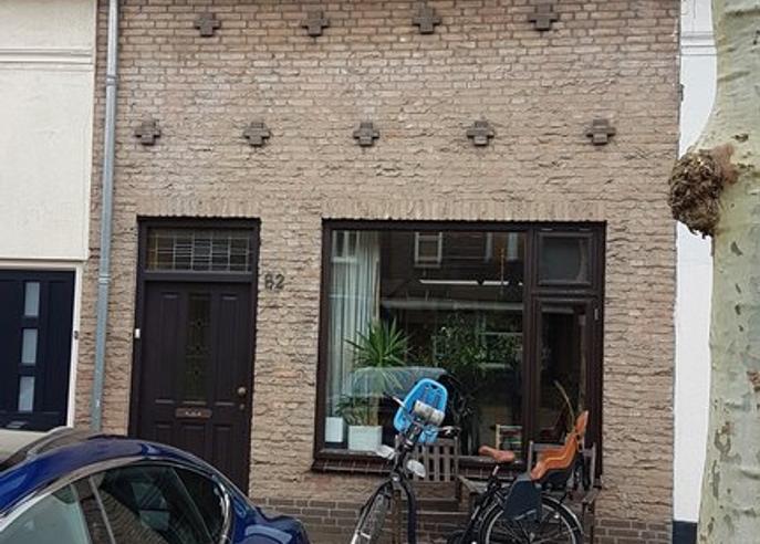 Oude Terheijdenseweg 82 in Breda 4815 CP