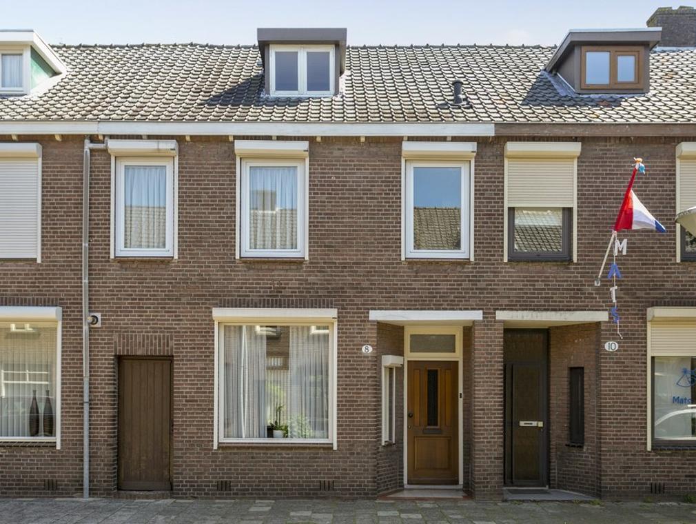 Vigiliusstraat 8 in Tilburg 5046 KE