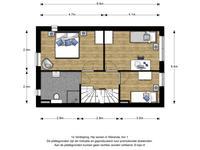 Klaproos (Cubic³ 2-Onder-1-Kap-Woningen) in Lelystad 8245 HE