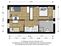 Klaproos (Cubic³ Rij-En Hoekwoningen) in Lelystad 8245 HE