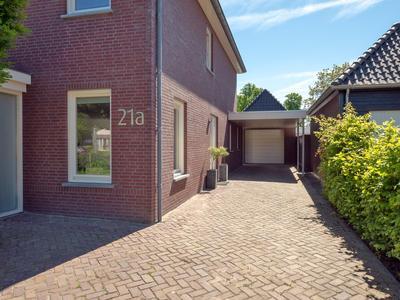 Hoeverstraat 21 A in Westerhoven 5563 AJ