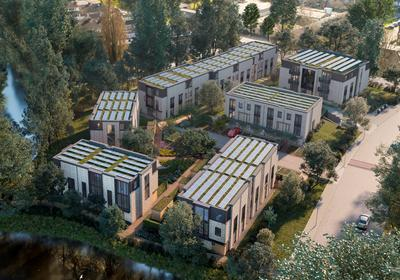 Ons Park in Alkmaar 1814 JR