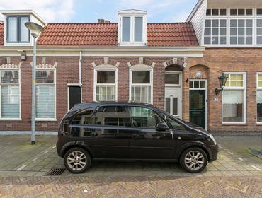 De Ruijterstraat 4 in Den Helder 1782 RK
