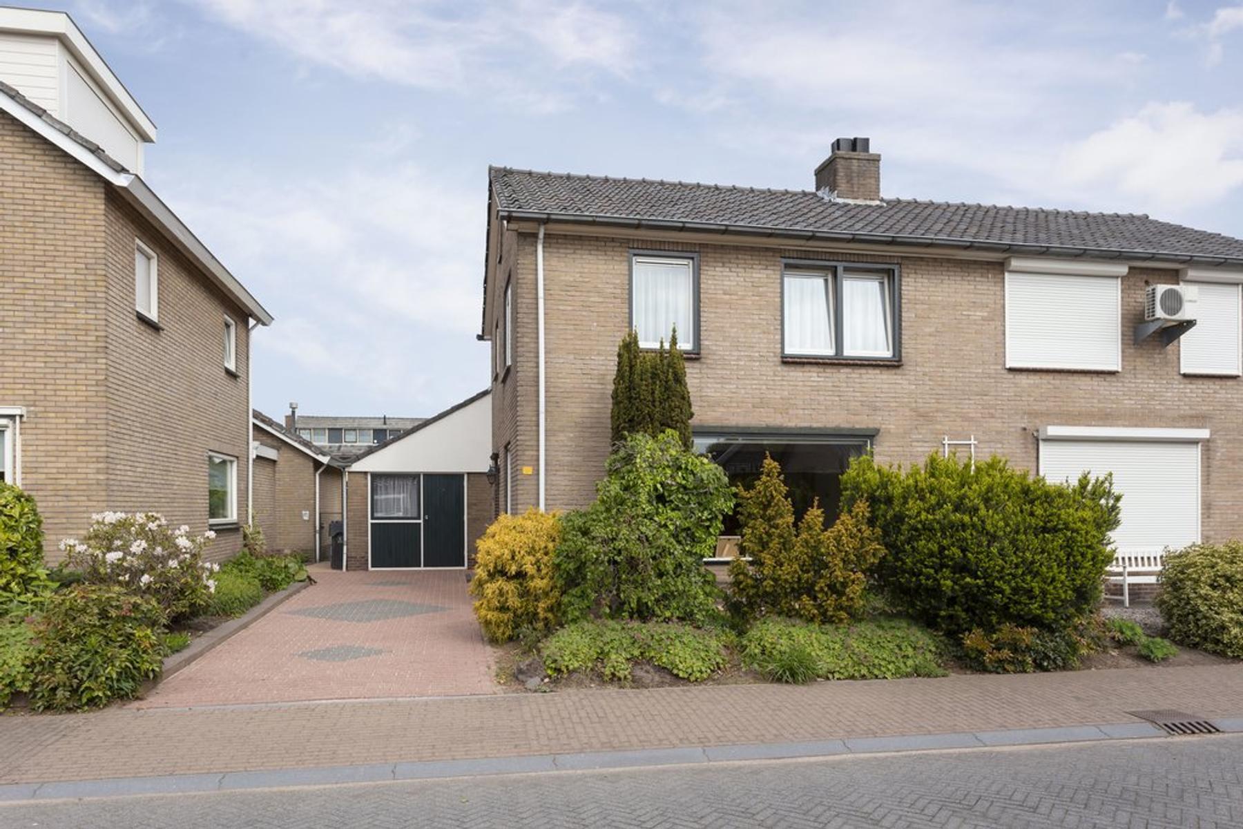 Nicolaas Maesstraat 6 in Twello 7391 AS