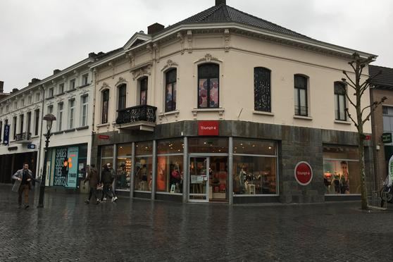 Stationsstraat 2 in Bergen Op Zoom 4611 CC