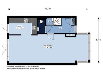 Guldemondvaart 37 in Noordwijkerhout 2211 JB