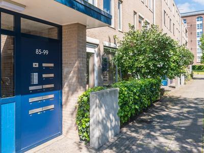 Dick Greinerstraat 87 in Amsterdam 1019 CS