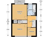 Vermeerstraat 34 in Amersfoort 3817 DG