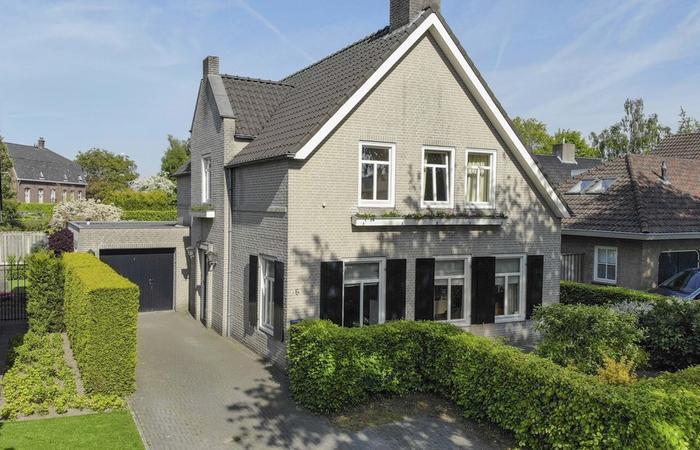 Dekanijstraat 5 in Hilvarenbeek 5081 BX