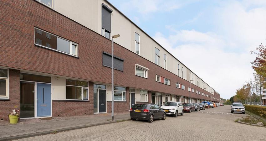 Huub Van Den Brulestraat 12 in Rotterdam 3065 PG