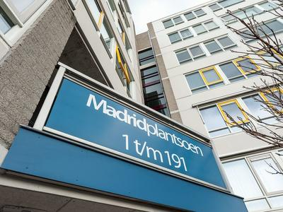 Madridplantsoen 99 in Haarlem 2034 VR