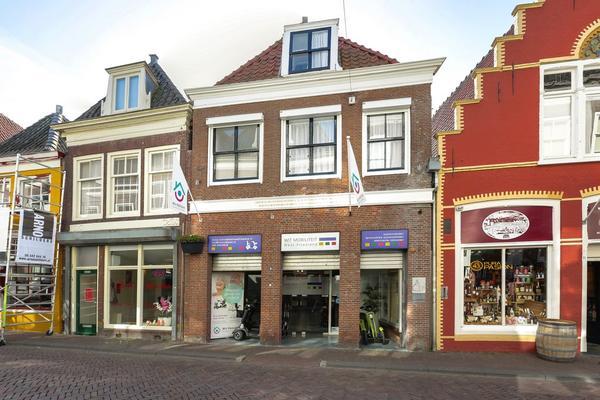 Kerkstraat 9 in Hoorn 1621 CW