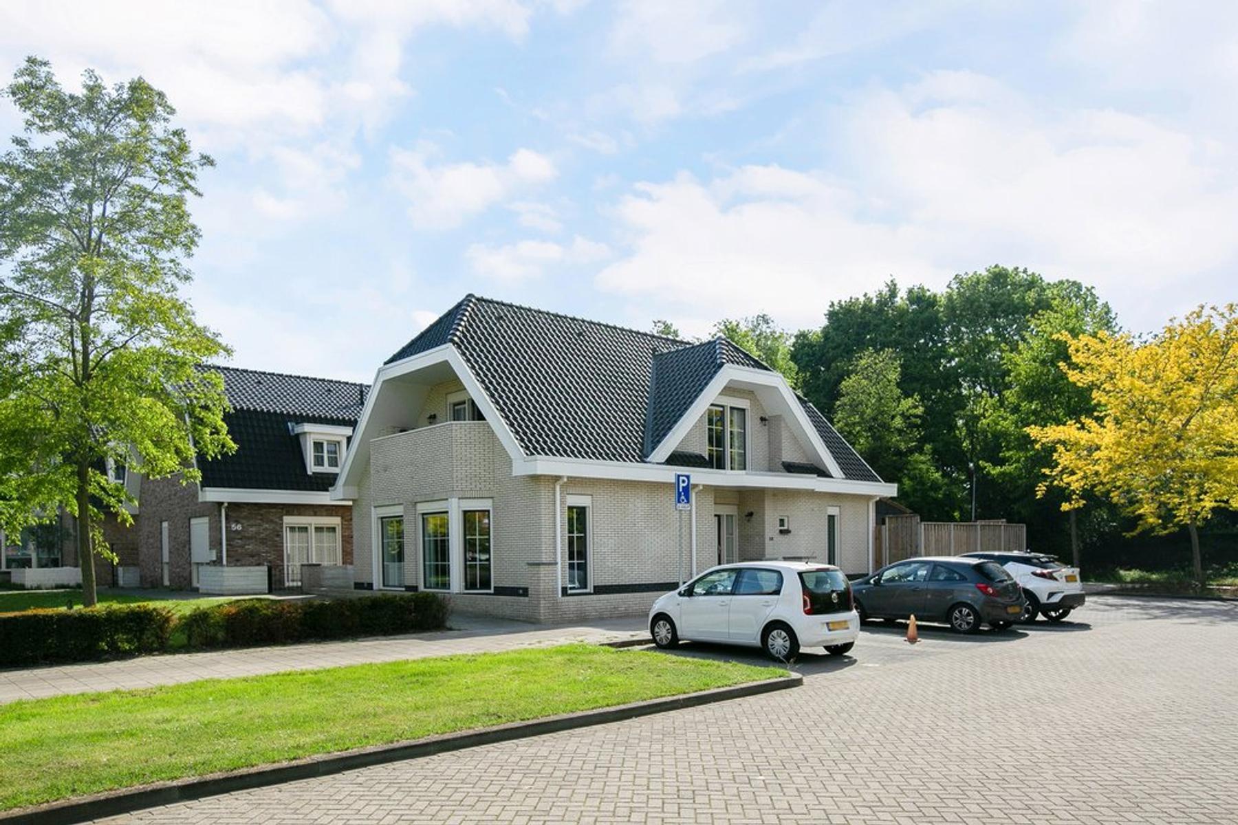 Wethouder Schuurmanslaan 58 in 'S-Hertogenbosch 5231 NJ