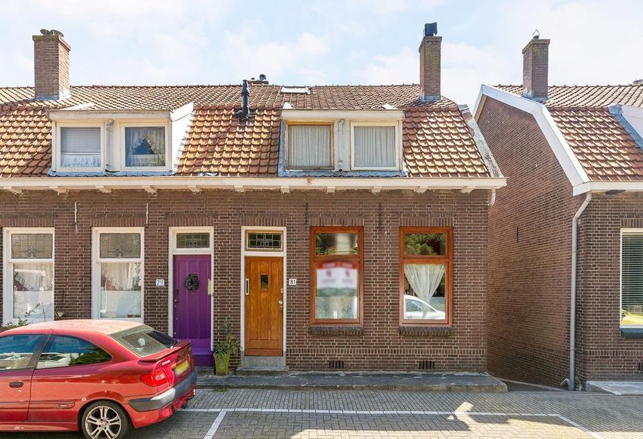 Noorder Kerkedijk 81 in Rotterdam 3078 PD
