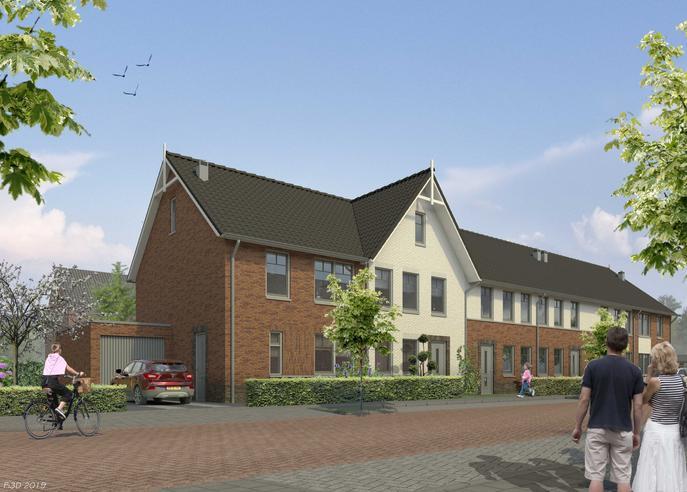 Le Manège (Bouwnummer 9) in Oudenbosch 4731 EK