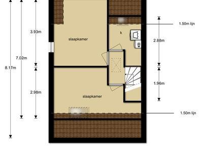 Drossaardslag 48 in Gouda 2805 DC