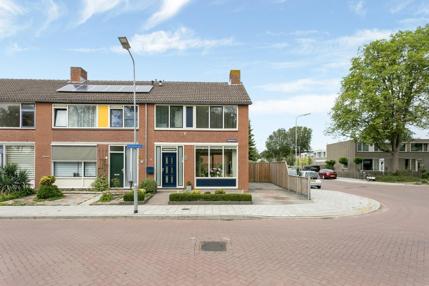 Hontestraat 51 in Oost-Souburg 4388 RZ