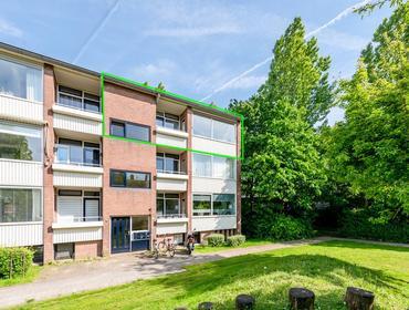 Bernhardstraat 27 -Ii in Wageningen 6707 CJ