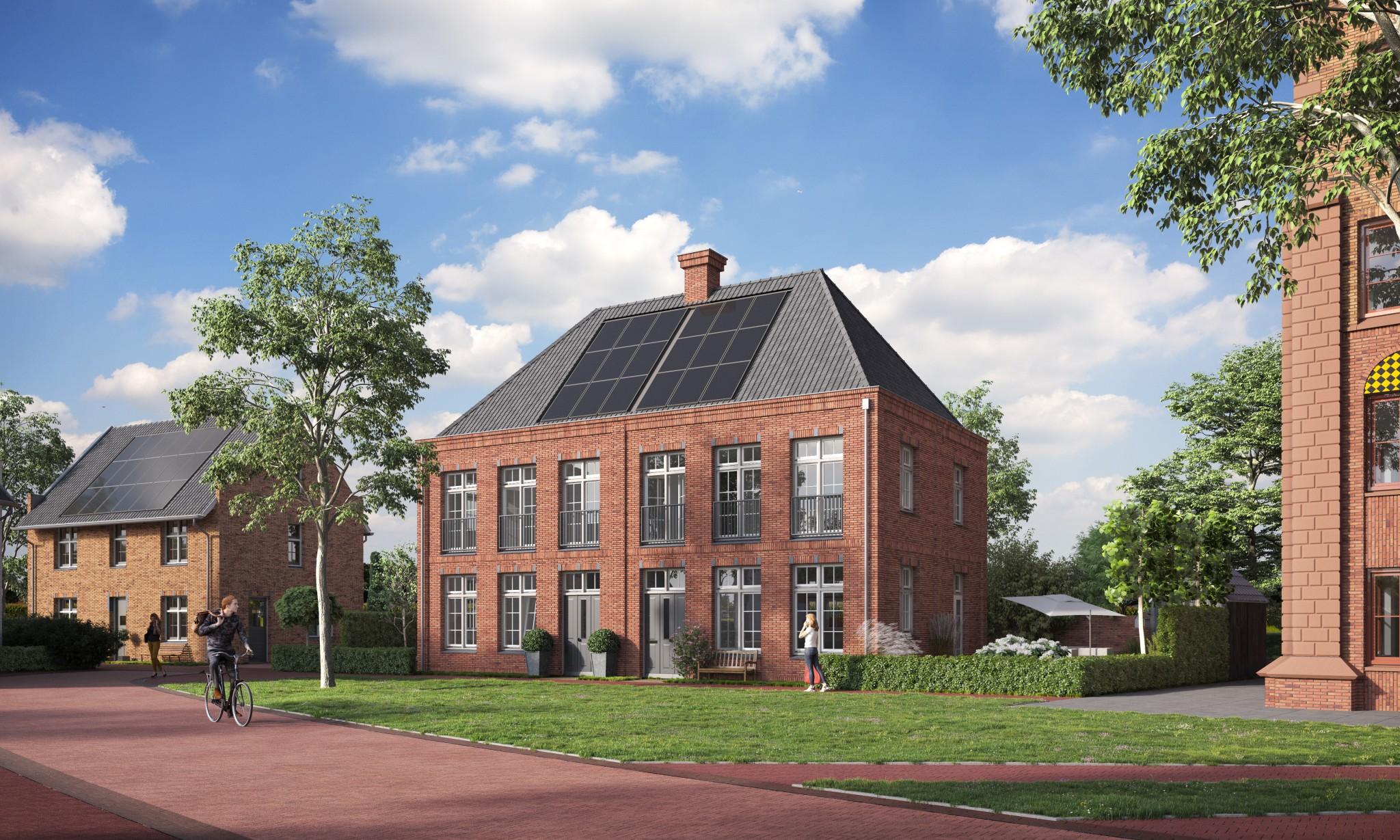 Heesterburgh woningen