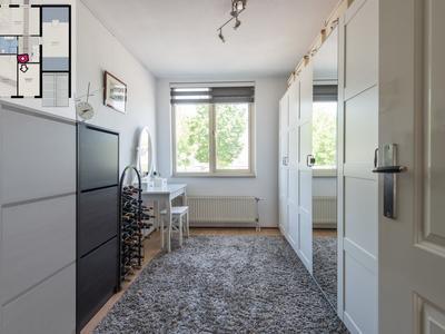 Prof.Mr. P.J. Oudstraat 8 in Gorinchem 4207 ND