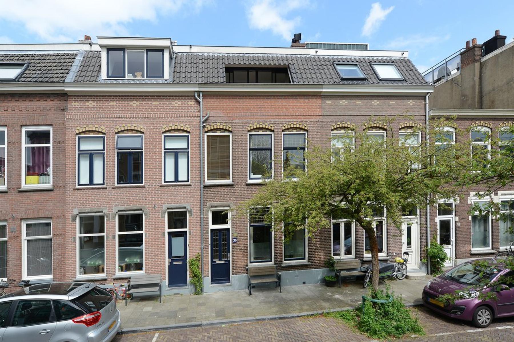 Johannes De Bekastraat 35 in Utrecht 3514 VK