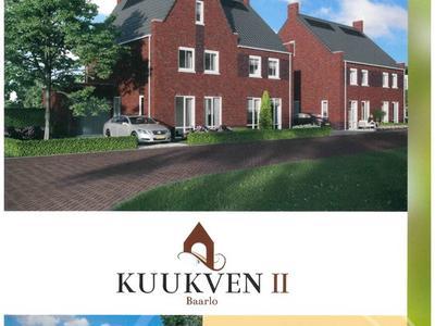 Kuukven Ii Kavel 16 in Baarlo 5991