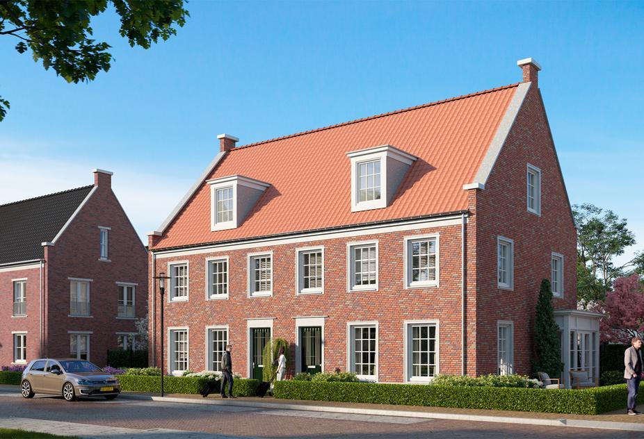 Bouwnummer 16 in Breukelen 3621 ED