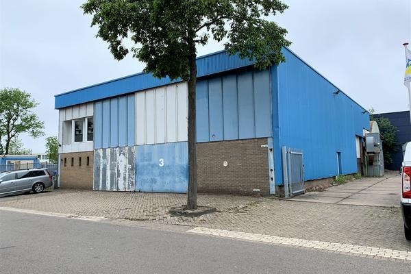 Beijnesweg 3 in Haarlem 2031 BB