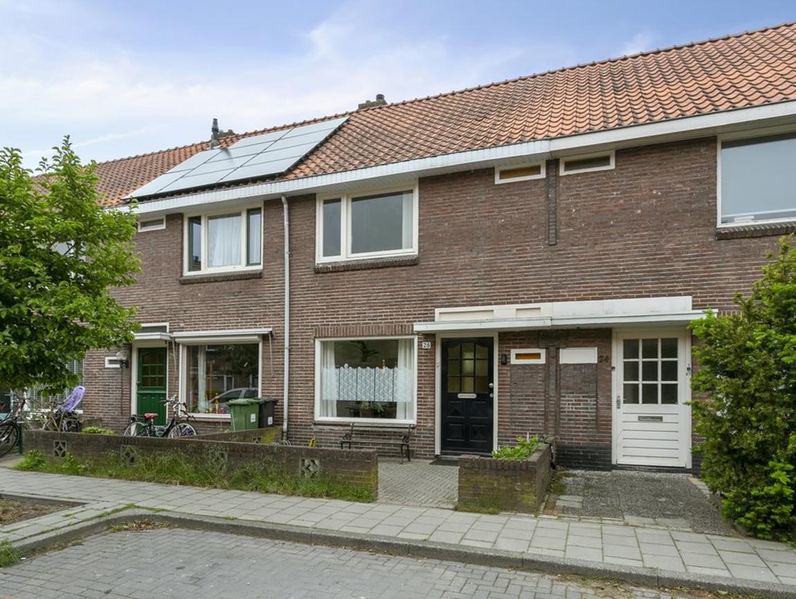 Zonneroosstraat 26 in Eindhoven 5644 ET