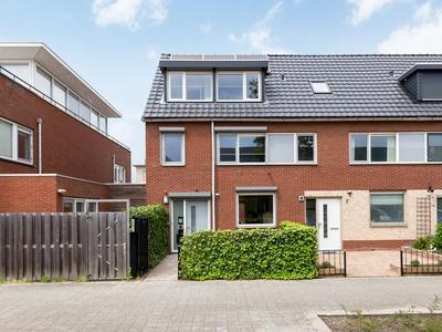 Pernisstraat 71 in Zoetermeer 2729 EC