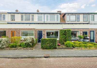 Geraniumstraat 62 in Zwolle 8013 TL